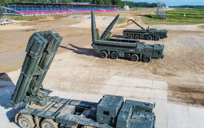 خبراء غربيون يقيمون الأسلحة الروسية المستخدمة في سوريا