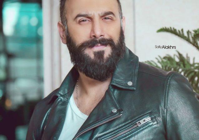 الممثل السوري قصي خولي