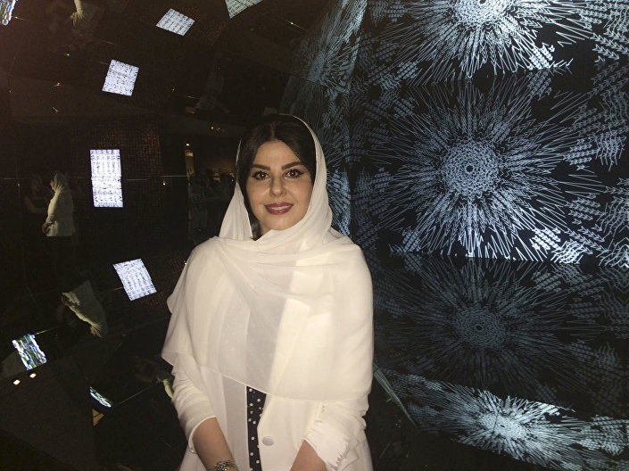 الفنانة السعودية لولوة الحمود