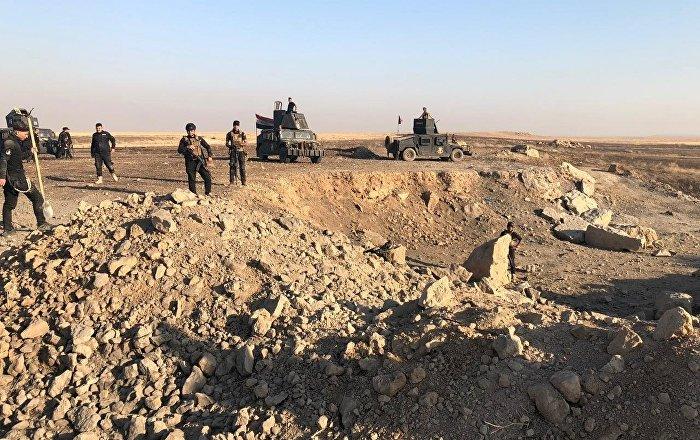 العراق يقتل المزيد من عناصر