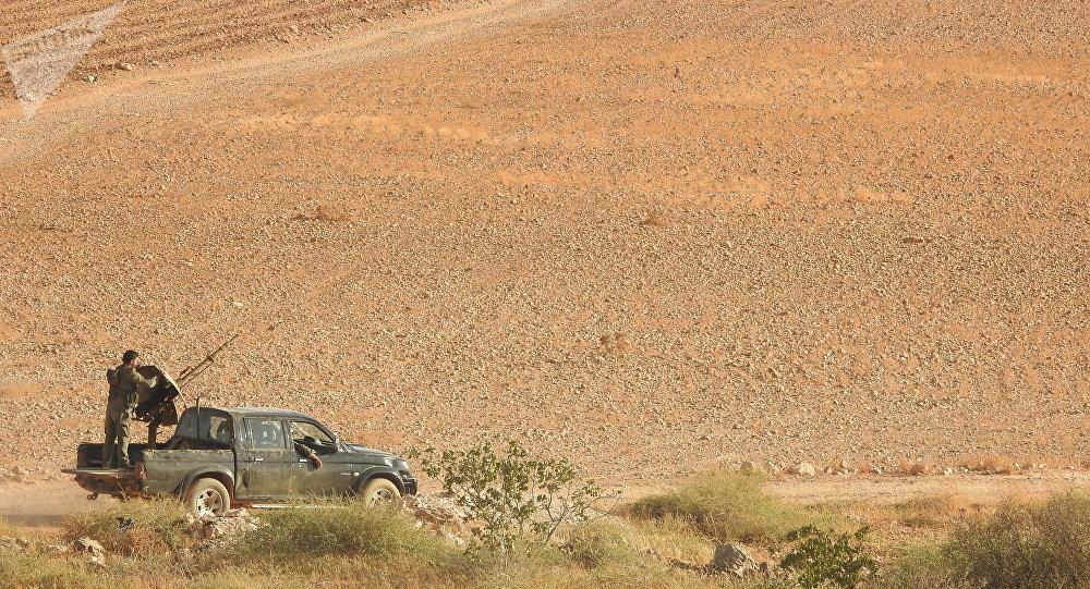 الجيش السوري يشتبك مع النصرة وداعش في ريف حماة الشمالي
