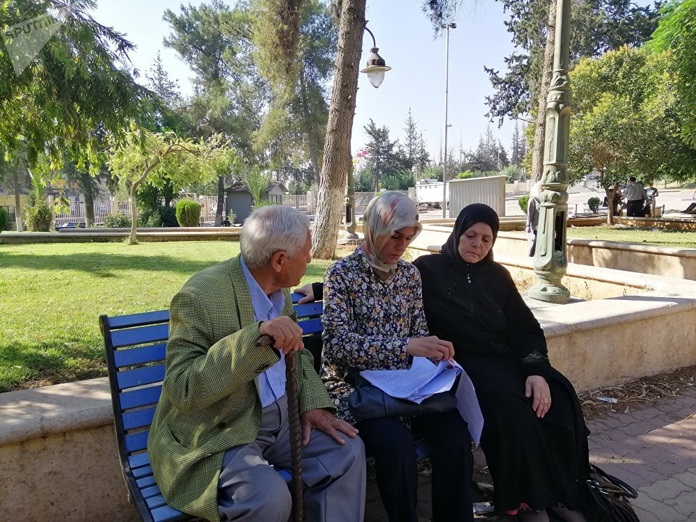 حلبي في الـ75 نال البكالوريا في الحرب ويدرس الحقوق