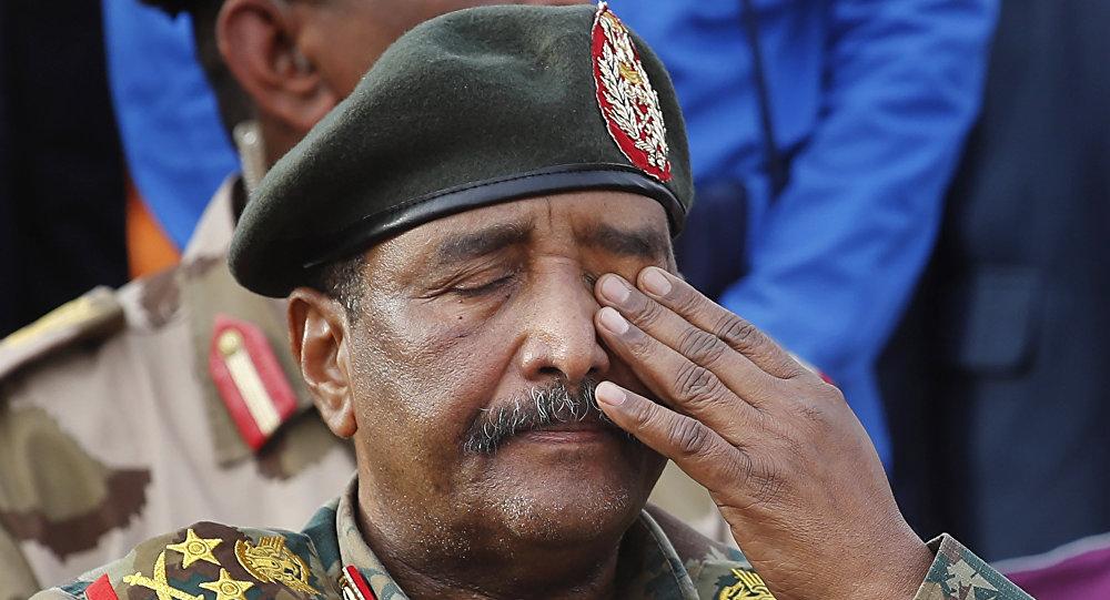 رئيس المجلس العسكري الانتقالي في السودان عبد الفتاح البرهان