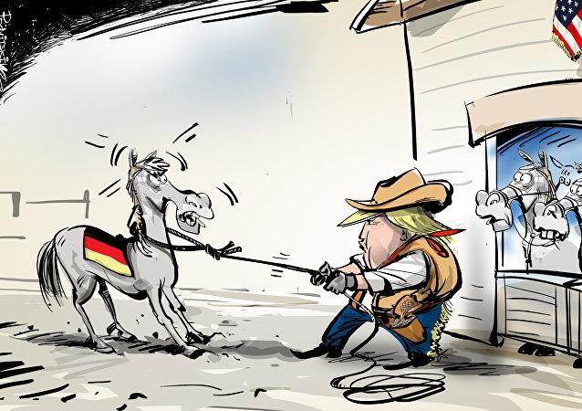 ألمانيا ترفض طلبا لأمريكا بشأن قوات برية في سوريا