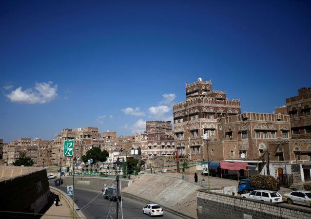مدينة صنعاء في اليمن