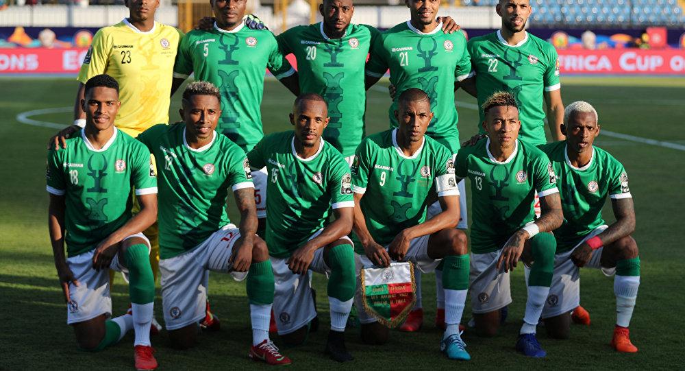 منتخب مدغشقر بطولة كأس الأمم الأفريقية 2019