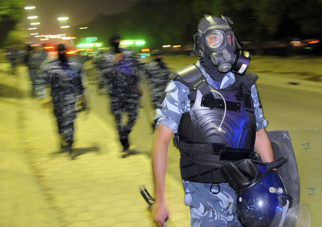 الشرطة في الكويت - القوات الخاصة الكويتية