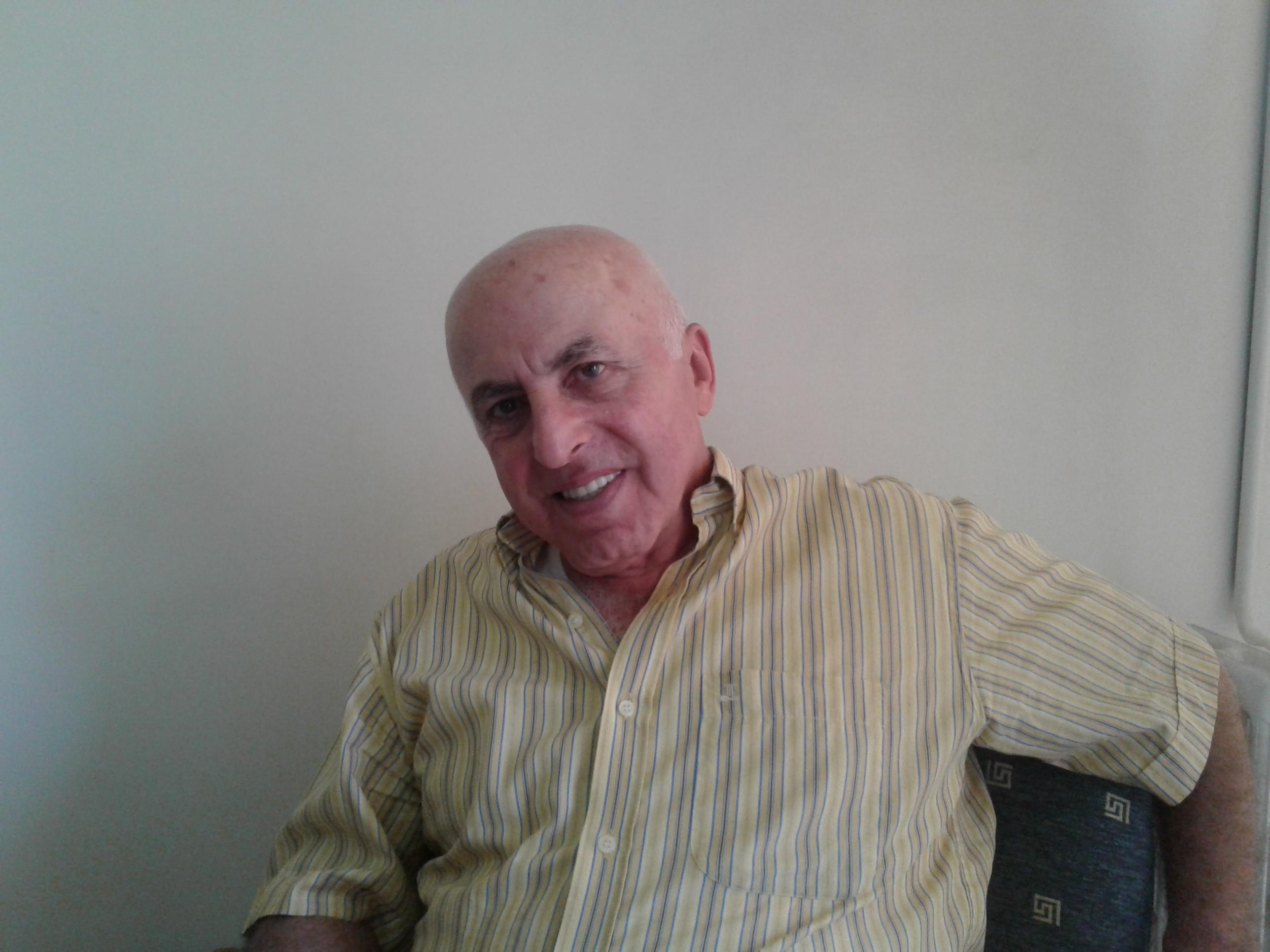 الدكتور شفيق عربش