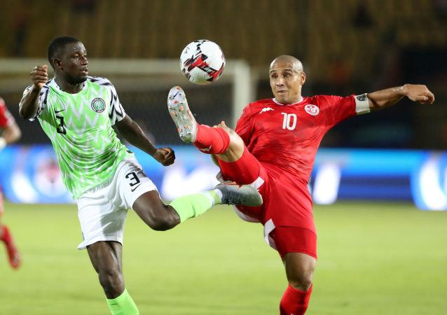 تونس ونيجيريا