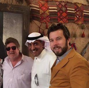 روائي وسيناريست سعودي بدر السماري