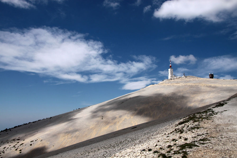 جبل مونت فينتو في فرنسا
