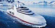ستكون السفينة السياحية من فئة خمس نجوم، قادرة على استيعاب 350 راكبا، مع تصميمات داخلية ترضي أكثر الضيوف تطلبًا للرفاهية