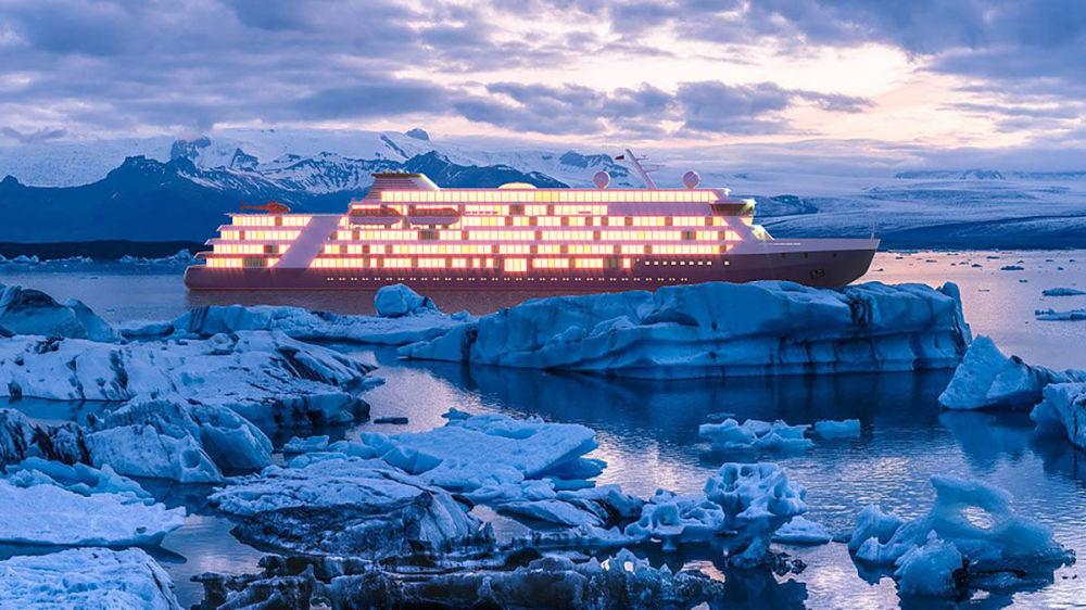 التصميم الخارجي للسفينة تم من قبل مكاتب التصميم الروسية فيمبيل وكورال. وفقا لإدارة الشركة المتحدة لبناء السفن، يمكن بناء هذه السفن السياحية بطلب من الشركات الروسية