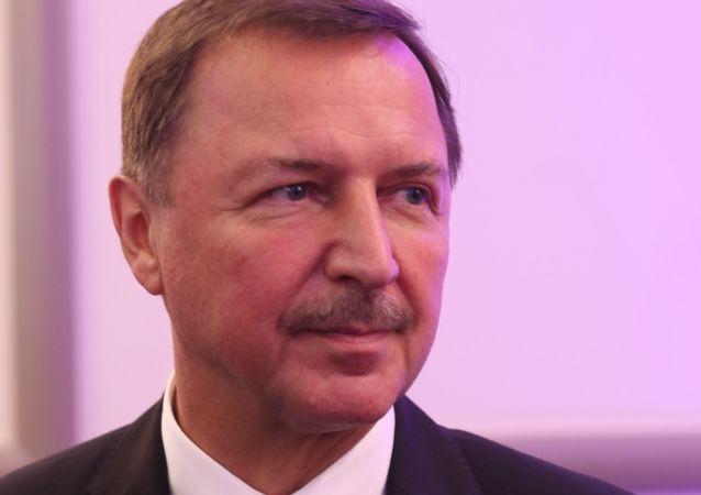 السفير الروسي في دمشق ألكسندر يفيموف