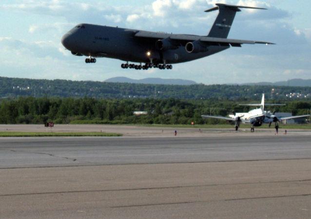 الطائرة الأمريكية غالاكسي سي-5