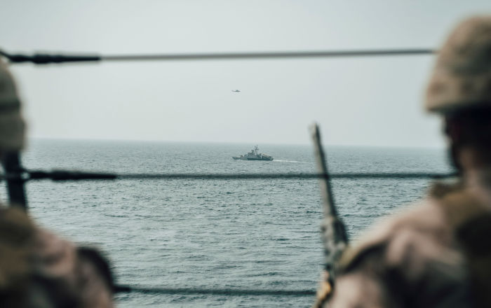 """كيف حصلت البحرية الأمريكية على السفينة الروسية """"فلاديمير فاسلاييف"""""""
