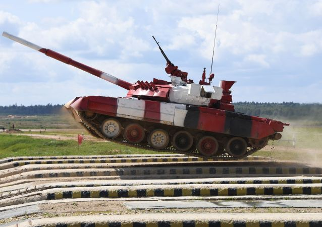 الدبابة تي-80
