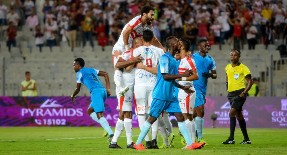 أهداف مباراة الزمالك المصري وزيسكو الزامبي 2 0 في دوري الأبطال