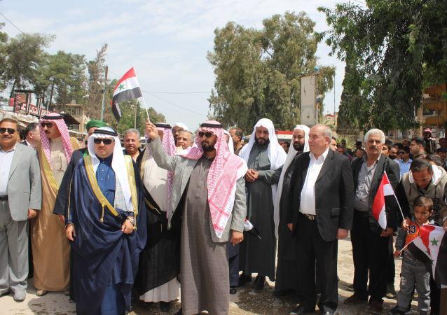 تطورات درامية شرق الفرات.. عشائر الحسكة تدعو قسد لحوار (لا مشروط) مع الدولة السرية