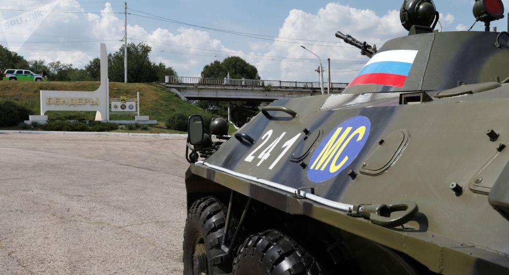 القوات الروسية في ترانسنيستريا، مولدوفا