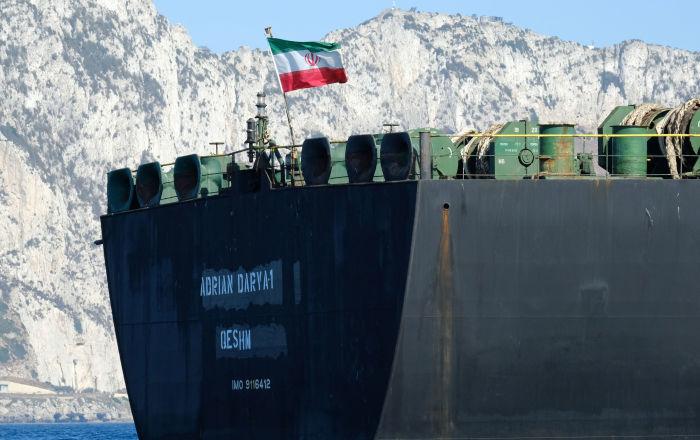 مصدر ملاحي تركي: ناقلة النفط الإيرانية تتوجه نحو مدينة إسكندرون