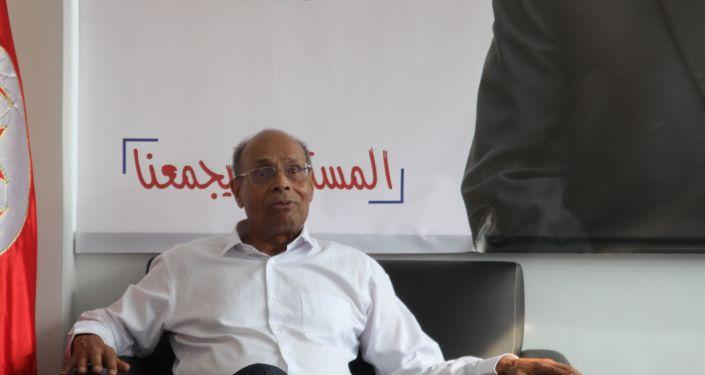 محمد منصف المرزوقي