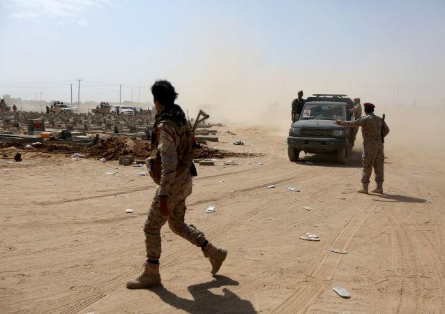 الجيش اليمني، جنوب اليمن 31 أغسطس 2019