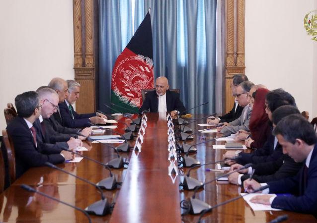رئيس أفغانستان أشرف غني