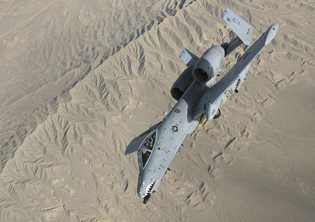 طائرة إيه-10 ثاندر بولت