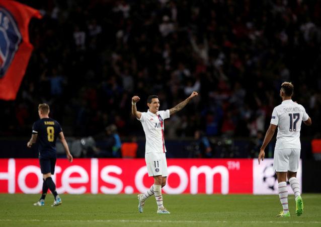 باريس سان جيرمان يفوز بثلاثية دون رد على ريال مدريد