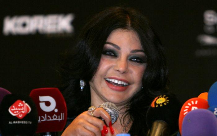 """""""أحلى أم""""… متابعو ابنة هيفاء وهبي يشيدون بجمالها في عيد ميلادها الـ27"""