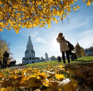 حديقة كولومينسكويه في موسكو