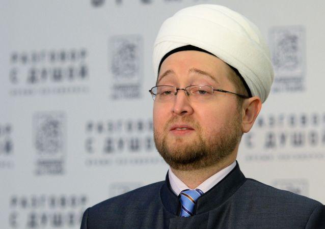مفتي موسكو إلدار ألياوتدينوف