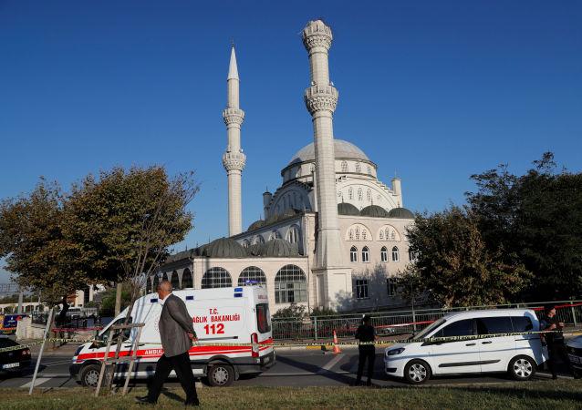 آثار زلزال اسطنبول