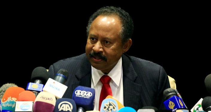 عبد الله حمدوك رئيس وزراء السودان