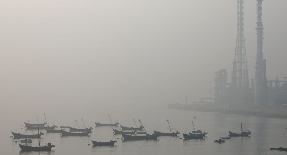 التلوث