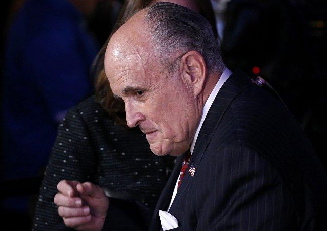 رودي جولياني، محامي ترامب