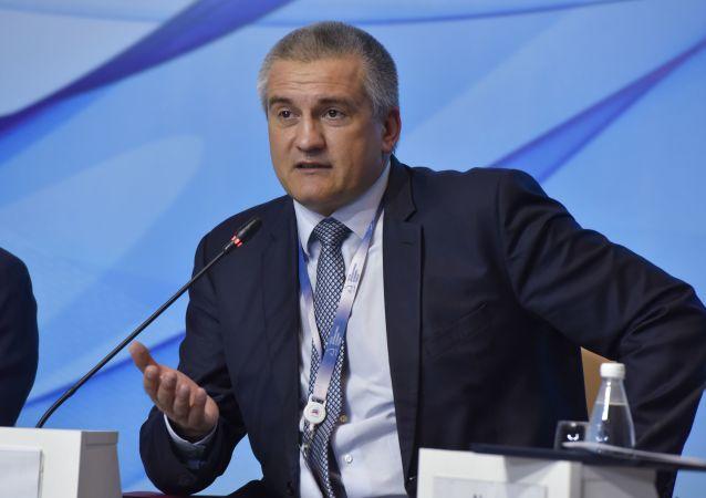 رئيس حكومة القرم، سيرغي أكسيونوف