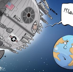 تساؤلات روسيا حول هدف الأقمار الصناعية الأمريكية؟