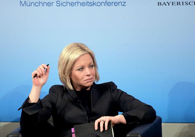 ممثلة الأمم المتحدة بالعراق  جينين هينيس بلاسخارت