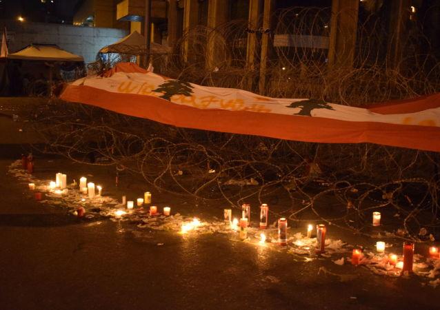 حملات قرع على الطناجر في لبنان (فيديو وصور)