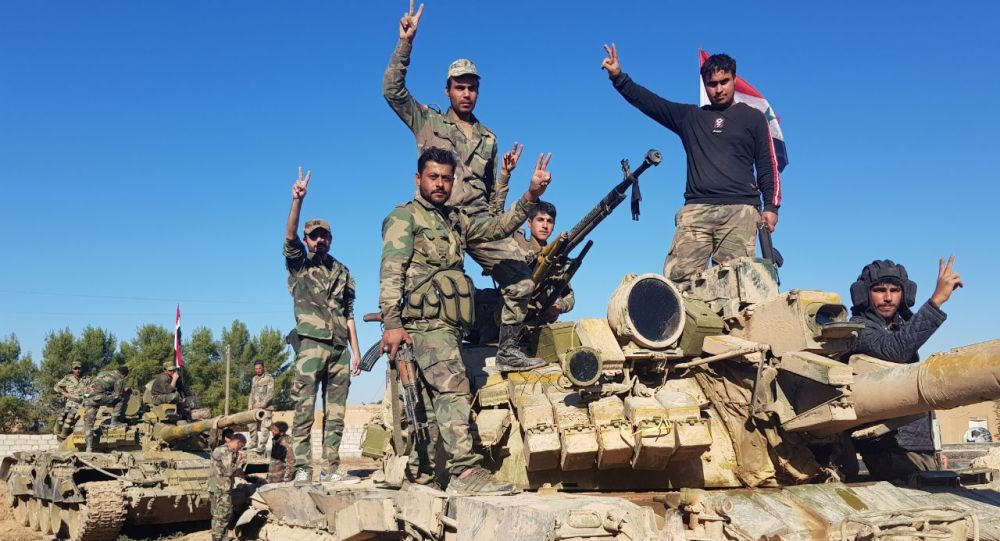 تعزيزات ثقيلة للجيش السوري نحو الحدود