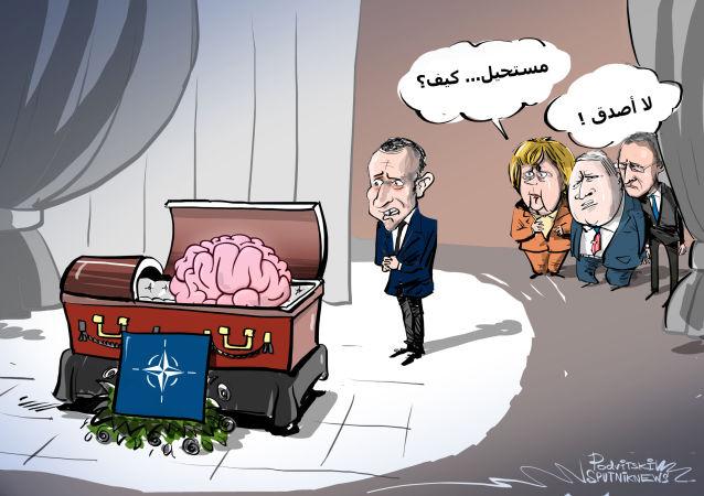 مخ الناتو يفارق الحياة