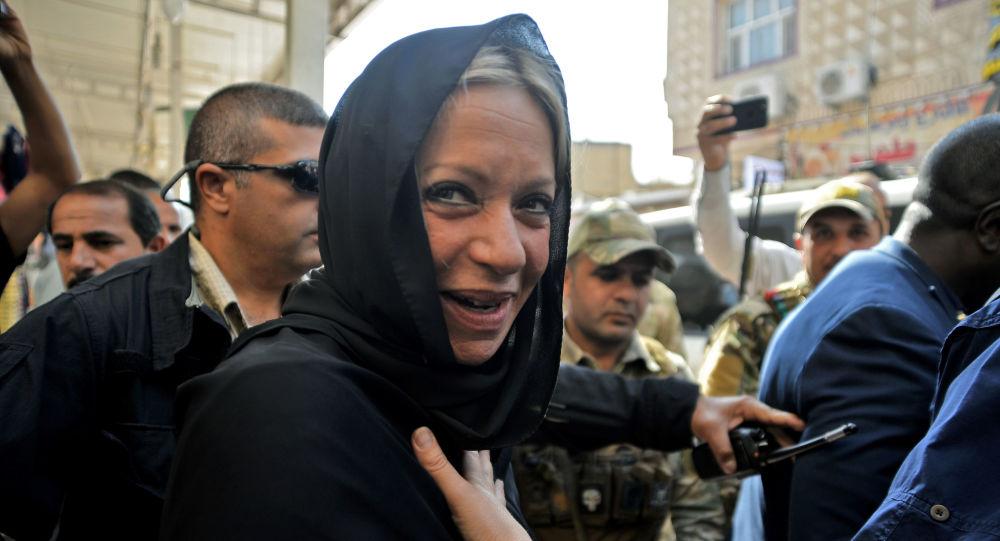 ممثلة الأمم المتحدة في العراق، جينين بلاسخارت