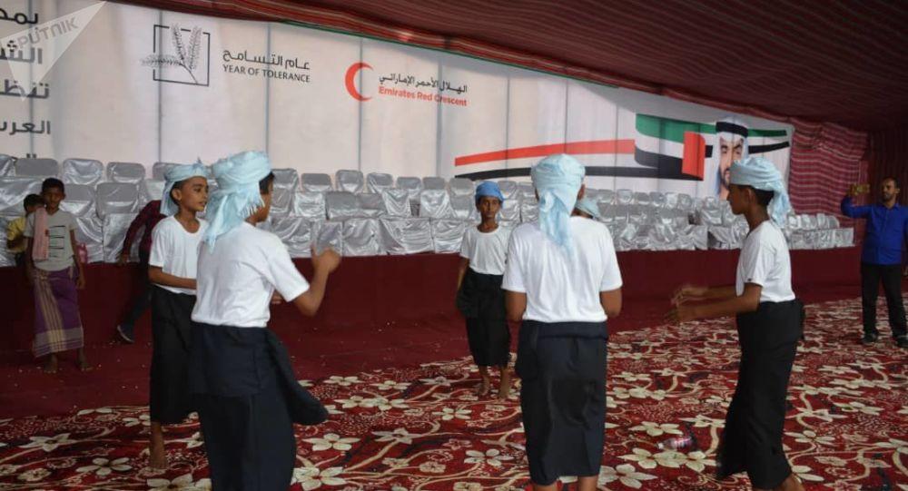 زفاف جماعي في جبهات المواجهة باليمن
