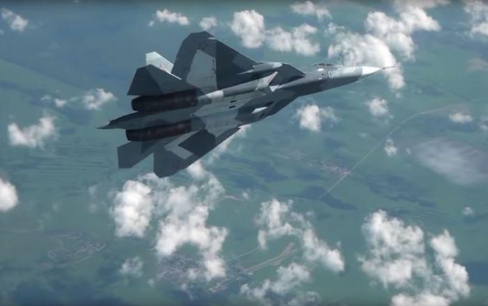 """موقع يكشف سبب رغبة الصين في شراء مقاتلات """"سوخوي 57"""" الروسية؟"""