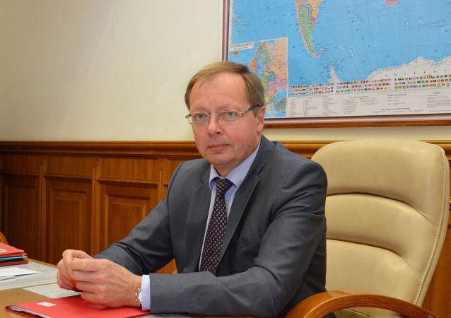 لسفير الروسي المعين حديثًا لدى المملكة المتحدة، أندريه كيلين