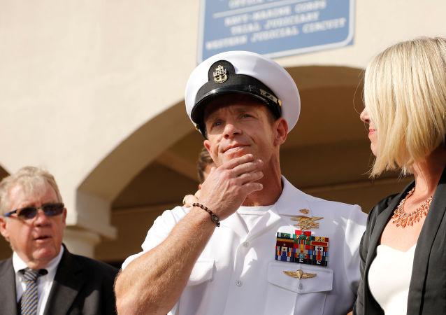 وزير البحرية الأمريكي ريتشارد سبنسر