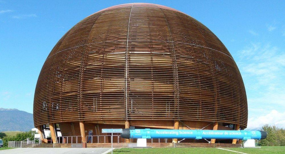 أكبر مختبر سيرن (المنظمة الأوروبية للأبحاث النووية)