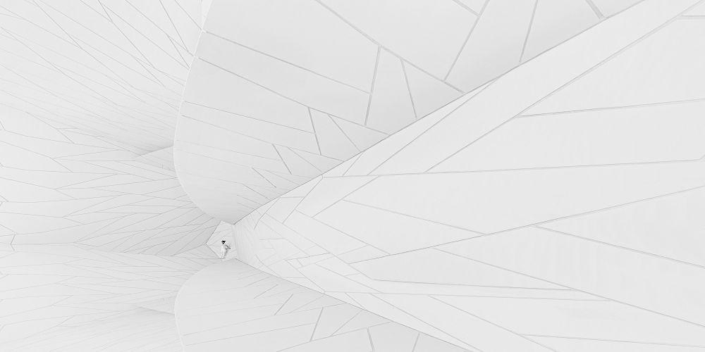 صورة المتحف الوطني للمصور القطري عبدالله المشيفري، الفائز في فئة مفتوح - بيئة البناء، في مسابقة ذي إبسون بانو الدولية لعام 2019